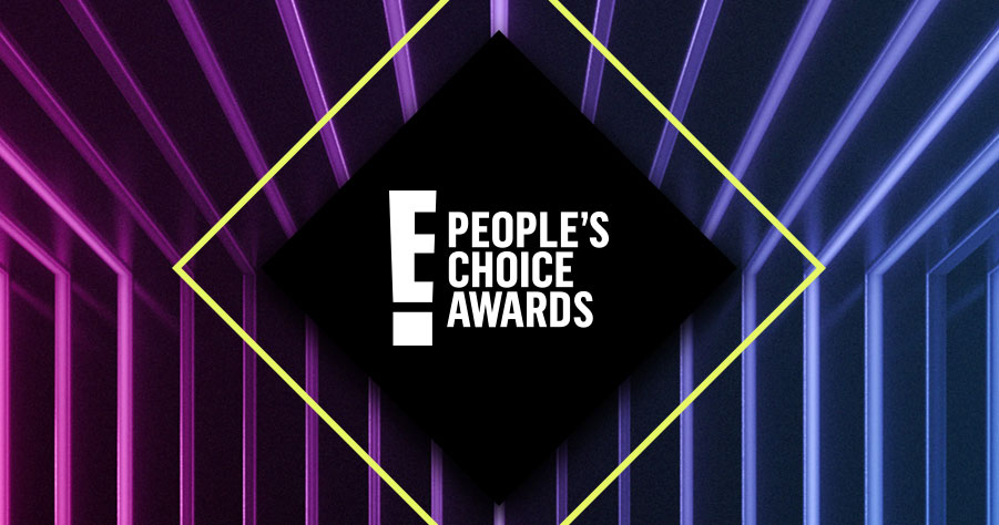E! People's Choice Awards 2020 logo