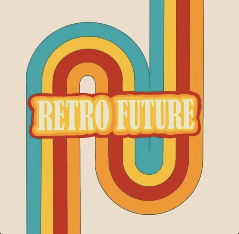 Retro Future logo