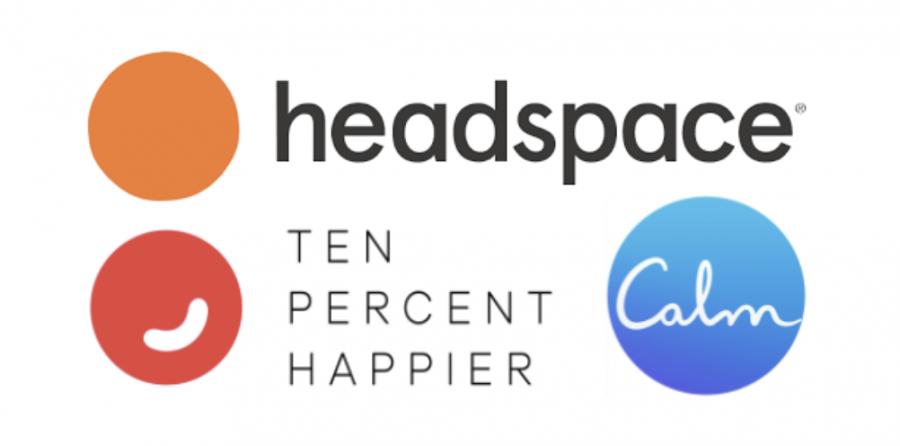Popular apps for meditation