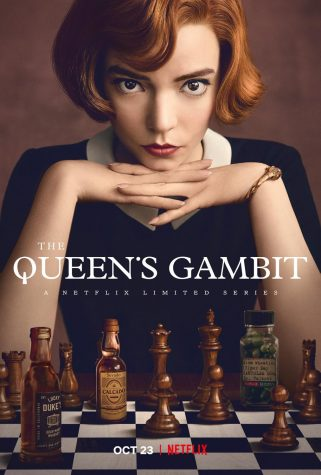 The Queen's Gambit show poster