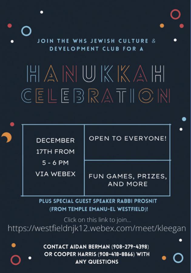 The JCDC embraces the holidays with a virtual Hanukkah celebration