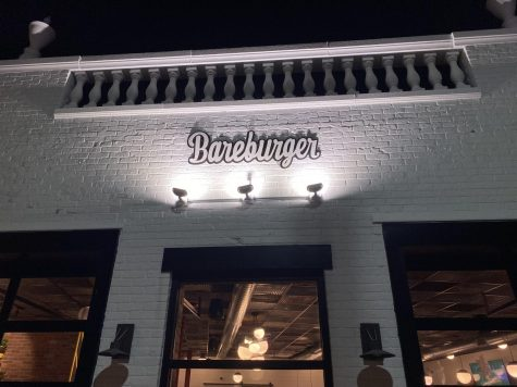 Bareburger restaurant in Westfield