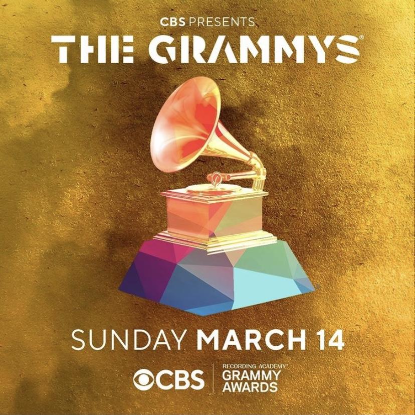 2021 Grammys Poster