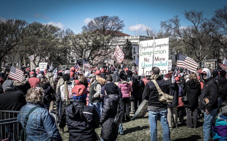 Pro-Trump Rally 2017