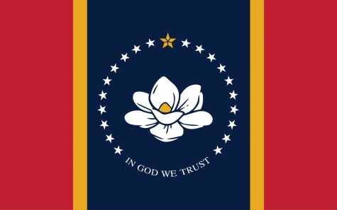 New Mississippi state flag