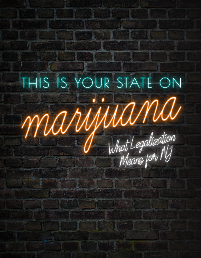 This is Your State on Marijuana