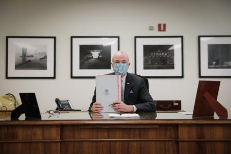 Governor Murphy signs historic marijuana legislation into law on Feb. 22