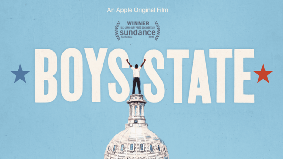 Boys State documentary poster