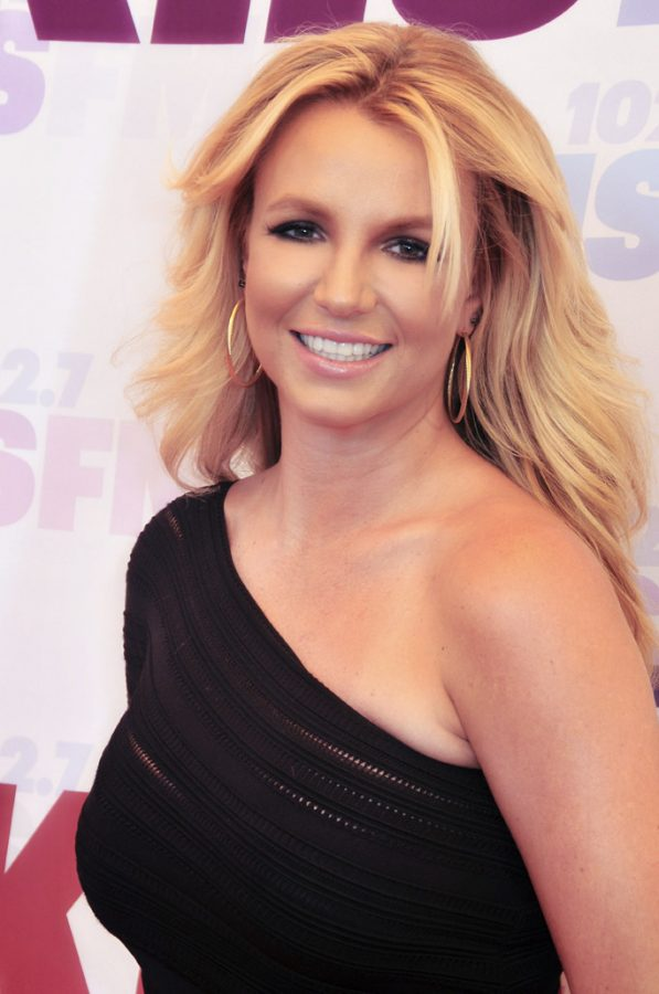 Britney Spears in 2013