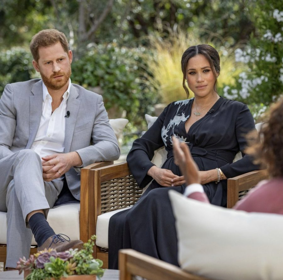 Oprah interview with Prince Harry and Meghan Markle on March 7
