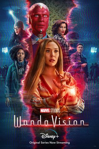 WandaVision series poster