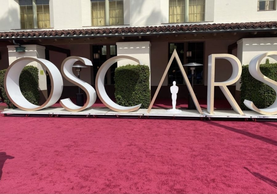 Oscars+Red+Carpet+2021