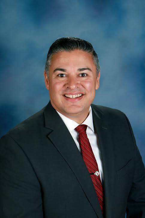 New superintendent of Westfield Public Schools Dr. Raymond A. Gonzalez
