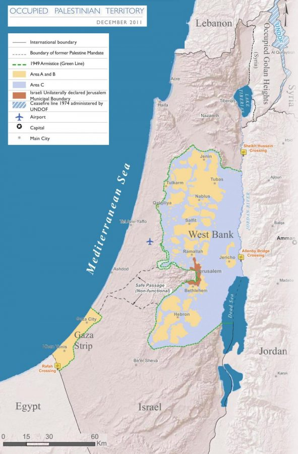Recent re-emergence of Israel and Palestine conflict and the tunnel vision created by social media