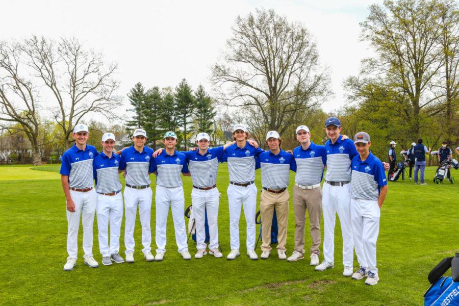 WHS golf team