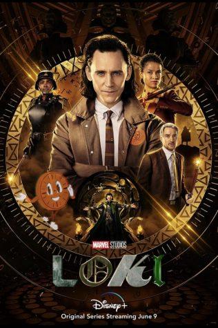 Movie poster from Loki