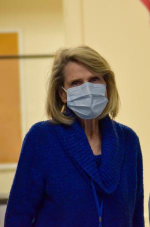WHS Nurse Carole Stavitski