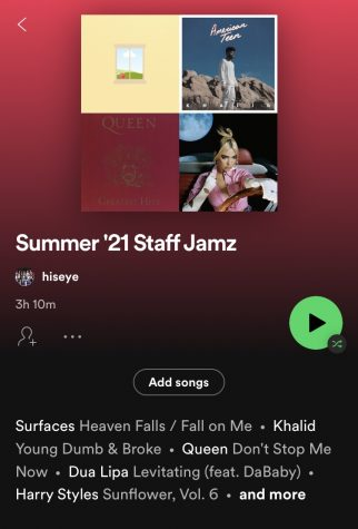 Summer '21 Staff Jamz